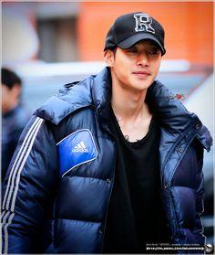 Kim Hyun Joong 김현중 Shooting for Inspiring Generation by MURDERERQ [March 24-25,2014]