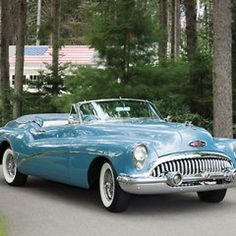 1953 Buick Skylark Maintenance/restoration of old/vintage vehicles: the material for new cogs/casters/gears/pads could be cast polyamide which I (Cast polyamide) can produce. My contact: tatjana.alic14@gmail.com