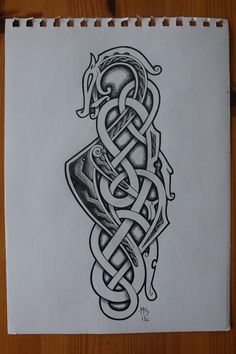 Dragon knot