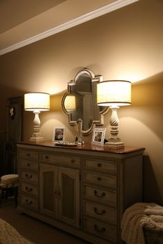 Savvy Southern Style: In The Lamplight