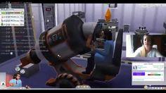 The Sims 4 Science Career Playthrough Part 2 | Rachybop
