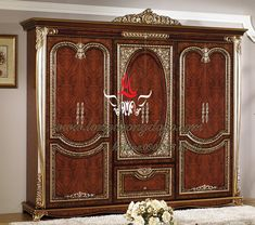 solid wood cupboard furniture designs - Solid Wood Bedroom Furniture