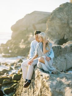 Romantic Engagement Session in California | Wedding Sparrow | Brumley & Wells
