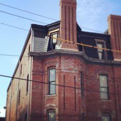 Slate going on at #OwenBlock!  #archreno #architecturalrenovators