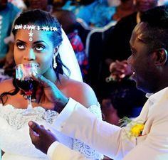 Welcome to Trend N Gist: More Lovely photos from Duncan Mighty's wedding to...