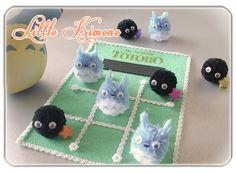 "❣ Little Kimono Handmade ❣ : Reto Handmade #5 · ""3 en raya"""