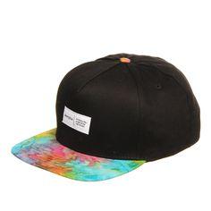 503a516028c Akomplice - Tie Dye Snapback Cap. Beanie Hats ...