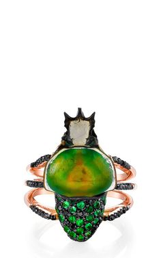 Camouflage Ring by  for Preorder on Moda Operandi