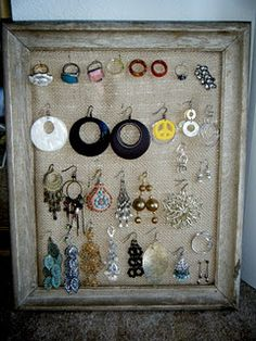Another jewelry display