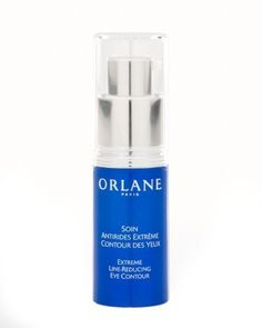 """Orlane Paris Extreme Line-reducing Care Eye Countour, .5-Ounce by Orlane Paris. $64.00. Fights the formation of wrinkles and smoothes the skin surface. Visibly diminishes the appearance of fine lines and wrinkles. Visibly firms, brightens and tones. A targeted, exceptionall effective care for the eye contour, for demonstrated visible """"rejuvenation"""" of this fragile, area"""