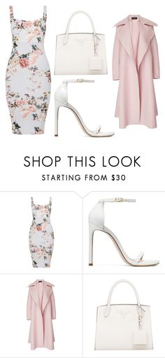 """Untitled #58"" by sharon-s-molnar on Polyvore featuring Stuart Weitzman and Rochas"