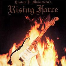 Yngwie J. Malmsteen/Rising Force - Released	5 March 1984. Saw him and the band at Day on the Green #1 at Oakland Stadium, Oakland, CA on Saturday, August 31, 1985.