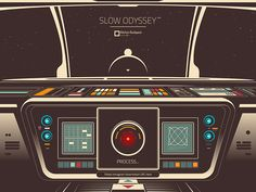 Slow Odyssey by skeamworkshop