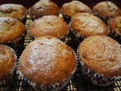 Quick Banana Muffins Recipe