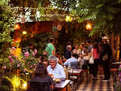 From street food to fine dining in Chile's scenic capital