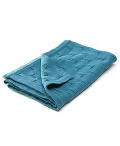 Beautiful blue baby blanket - oh Dis is DEFINITELY mine!