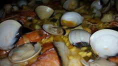 Paella del Domingo. .......Papitu restaurant