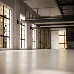 Loft Apartments, Exposed Beams.. Chicago Loft Interior by Bertrand Benoit... I dream