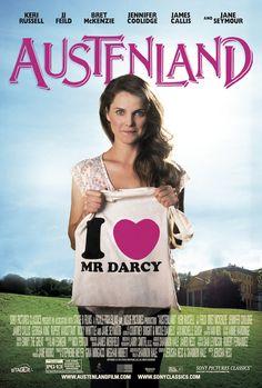 Austenland movie poster