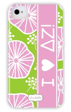 sorority cell phone cases