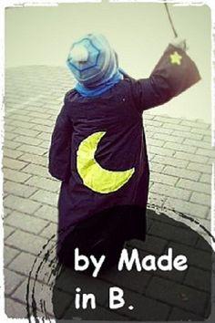Costume da Mago - Wizard Costume