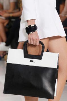 Los accesorios más hot de las pasarelas Primavera / Verano 2014: Ralph Lauren