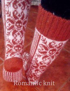 Romantic knit