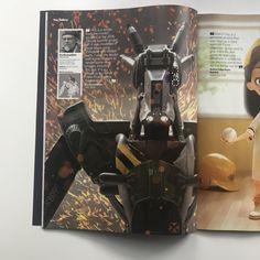 VKK Render Featured in Issue 103 of 3D ARTIST Magazine