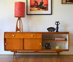 Mid-Century Modern Freak | Danish modern quality crafted open back Queensland...