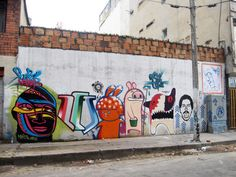 grafitti - Bogotá