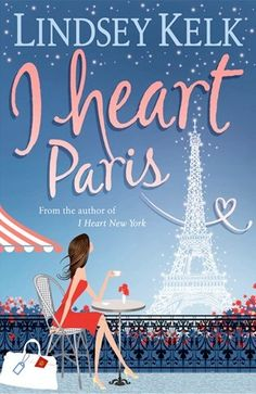 Lindsey Kelk - I Heart Paris  Illustration by Adrian Valencia