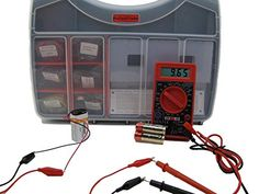 Electronics Component Pack 1 Deluxe