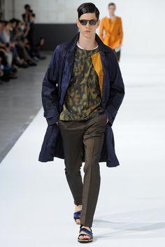 Dries Van Noten Spring 2013 Menswear Fashion Show