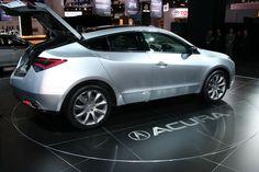 Acura ZDX Acura ZDX 2012 – Top Car Magazine