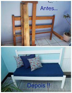 b Decor, Furniture, Recycling, House, Deco, Decor Inspiration, Home Decor, Bed, Inspiration