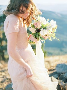 Photography: Alexandra Grace Photography - www.alexgracephotography.com Wedding Dress: Reem Acra - http://www.reemacra.com/ Floral Design: Ponderosa And Thyme - http://ponderosaandthyme.com   Read More on SMP: http://stylemepretty.com/vault/gallery/40098