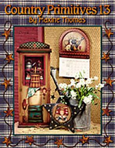 Maxine Thomas | Country Primitives 13 by Maxine Thomas