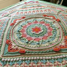 Ravelry: nanmaxwell's Sophie's Universe Mystery CAL 2015