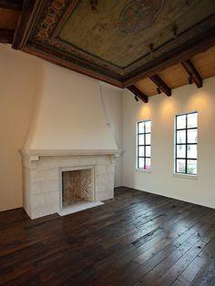 Hugh Jefferson Randolph Architects-Spanish Oaks, Revival Style Home