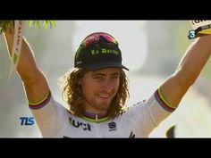 Video: Peter Sagan neprestáva udivovať, Francúzi sú z neho celí preč | Šport.sk