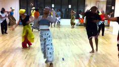Mariama Bass's Sabar Dance Class,