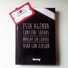 Año nuevo, agenda nueva!