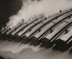 Station Roofs, Pittsburgh, 1910 Alvin Langdon Coburn © George Eastman House, International Museum of Photography and Film