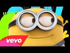 Brain Break Time - Pharrell Williams - Happy (Despicable Me 2 - Lyrics Video) - YouTube 06FGFR14CP09