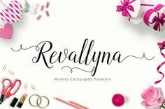 Revallyna Script (40% off)