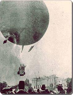 Taksimde zeplin - 1910 lar