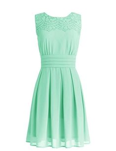 Dressystar Short Prom Party Bridesmaid Gowns with Appliques Neckline Size 2 Mint Dressystar http://www.amazon.com/dp/B00LHRVLVW/ref=cm_sw_r_pi_dp_uSwqub018BFFF
