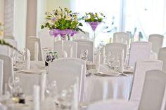Detale, które tworzą niebanalną całość. Estetyczny wystrój weselny #wesele #ślub #salabankietowa