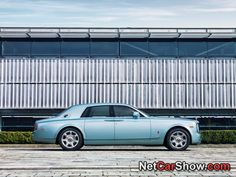 Rolls-Royce 102EX Electric Concept picture # 42 of 80, Side, MY 2011, size: 1024x768