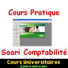 Cours Pratique Saari Comptabilité | Cours Universitaires
